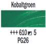 Kobaltgroen  Rembrandt Olieverf Royal Talens 40 ML (Serie 5) Kleur 610