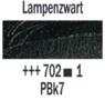 Lampenzwart  Rembrandt Olieverf Royal Talens 40 ML (Serie 1) Kleur 702