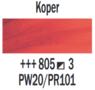 Koper  Rembrandt Olieverf Royal Talens 40 ML (Serie 3) Kleur 805