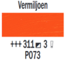 Rembrandt Olieverf Vermiljoen  Royal Talens 150 ML Kleur 311