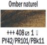Rembrandt Olieverf Omber naturel  Royal Talens 150 ML Kleur 408