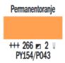 Cobra-Artist-watermengbare-olieverf-150-ML-Permanentoranje-Kleur-Kleur-266
