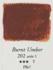 Egg Tempera Omber Gebrand Sennelier 21 ML Serie 1 Kleur 202_5