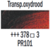 Transparant oxydrood  Rembrandt Olieverf Royal Talens 40 ML (Serie 3) Kleur 378_5