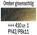 Omber groenachtig  Rembrandt Olieverf Royal Talens 40 ML (Serie 1) Kleur 410_5