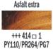 Asfalt  Rembrandt Olieverf Royal Talens 40 ML (Serie 1) Kleur 414_5