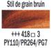 Stil de grain bruin  Rembrandt Olieverf Royal Talens 40 ML (Serie 3) Kleur 418_5