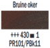 Bruine oker  Rembrandt Olieverf Royal Talens 40 ML (Serie 1) Kleur 430_5