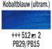 Kobaltblauw ultramarijn  Rembrandt Olieverf Royal Talens 40 ML (Serie 2) Kleur 512_5