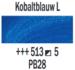 Kobaltblauw licht  Rembrandt Olieverf Royal Talens 40 ML (Serie 5) Kleur 513_5