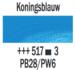 Koningsblauw  Rembrandt Olieverf Royal Talens 40 ML (Serie 3) Kleur 517_5