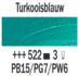 Turkooisblauw  Rembrandt Olieverf Royal Talens 40 ML (Serie 3) Kleur 522_5