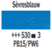 S?vresblauw  Rembrandt Olieverf Royal Talens 40 ML (Serie 3) Kleur 530_5