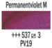 Permanent violet Middel  Rembrandt Olieverf Royal Talens 40 ML (Serie 3) Kleur 537_5