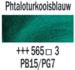 Phtaloturkooisblauw  Rembrandt Olieverf Royal Talens 40 ML (Serie 3) Kleur 565_5