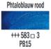 PhtaloblauwRood  Rembrandt Olieverf Royal Talens 40 ML (Serie 3) Kleur 583_5