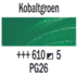 Kobaltgroen  Rembrandt Olieverf Royal Talens 40 ML (Serie 5) Kleur 610_5