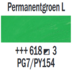 Permanentgroen Licht  Rembrandt Olieverf Royal Talens 40 ML (Serie 3) Kleur 618_5