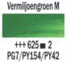 Vermiljoengroen Middel  Rembrandt Olieverf Royal Talens 40 ML (Serie 2) Kleur 625_5