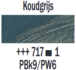 Koudgrijs  Rembrandt Olieverf Royal Talens 40 ML (Serie 1) Kleur 717_5