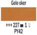 Rembrandt Olieverf Gele oker  Royal Talens 150 ML Kleur 227_5