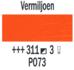 Rembrandt Olieverf Vermiljoen  Royal Talens 150 ML Kleur 311_5