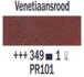 Rembrandt Olieverf Venetiaans Rood  Royal Talens 150 ML Kleur 349_5