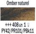Rembrandt Olieverf Omber naturel  Royal Talens 150 ML Kleur 408_5