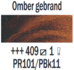 Rembrandt Olieverf Omber gebrand  Royal Talens 150 ML Kleur 409_5