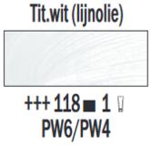 Titaanwit-lijnolie--Rembrandt-Olieverf-Royal-Talens-40-ML-(Serie-1)-Kleur-118