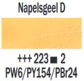 Napelsgeel-donker--Rembrandt-Olieverf-Royal-Talens-40-ML-(Serie-2)-Kleur-223
