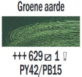 Rembrandt-Olieverf-Groene-aarde--Royal-Talens-150-ML-Kleur-629